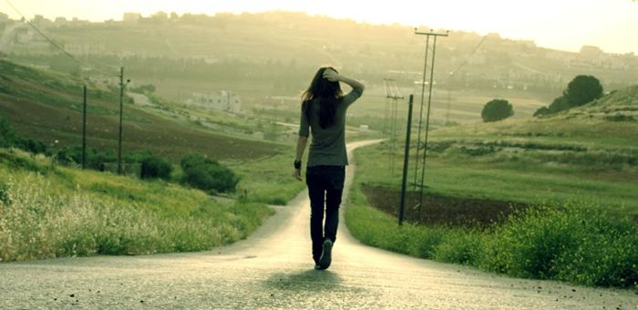 Caminar-en-carretera